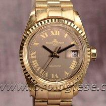 Baume & Mercier Baume  – Baumatic 18 Kt. Ref. 3208 Solid Gold...