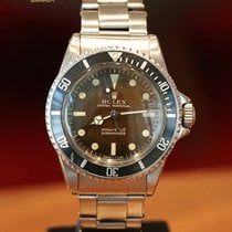 Rolex 5513 Stahl Submariner (No Date)