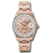 Rolex Rose gold 34mm Automatic 81285 prp new