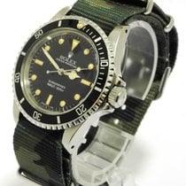 Rolex 5513 Stål Submariner (No Date) 40mm