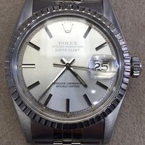 Rolex Datejust 1603 36mm silver dial Year 77 Top Condition