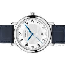 Montblanc Star Steel 39mm Silver Arabic numerals United States of America, Florida, Aventura