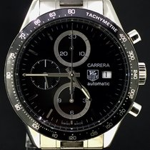 TAG Heuer Carrera Chronograph Calibre 16, Box&Papers/2011