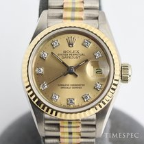 Rolex Lady-Datejust White gold 26mm Champagne United Kingdom, London