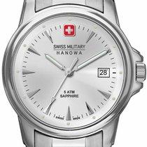 Swiss Military Stahl 39mm Quarz 06-5230.04.001 neu Deutschland, Simmerath