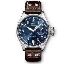 IWC Große Fliegeruhr neu 2020 Automatik Uhr mit Original-Box und Original-Papieren IW500916