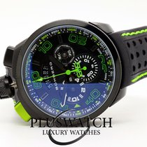 Bomberg Chronograph 45mm Quartz new Bolt-68 Black