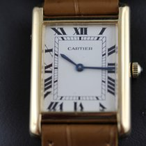 Cartier Tank Solo occasion 22mm Or/Acier