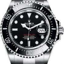 Rolex Sea-Dweller Сталь 43mm Чёрный Без цифр Россия, Москва