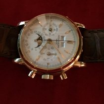 Patek Philippe Perpetual Calendar Chronograph Oro giallo CH 27' 700mm Italia, 95126