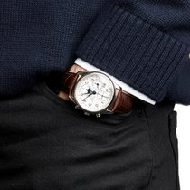 Longines Master Collection Steel 40mm White Arabic numerals