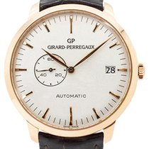 Girard Perregaux pre-owned Automatic 41mm Silver