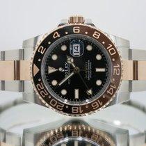 Rolex 126711 CHNR Złoto/Stal 2019 GMT-Master II 40mm nowość