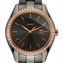 Rado HyperChrome Diamonds Acier 36mm Gris