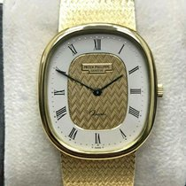 Patek Philippe Golden Ellipse Yellow gold 32mm Champagne United States of America, California, San Diego
