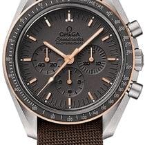 Omega 311.62.42.30.06.001 Titanio 2014 Speedmaster Professional Moonwatch 42mm usados