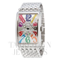 Franck Muller Color Dreams Steel 32mm White United States of America, New York, Hartsdale