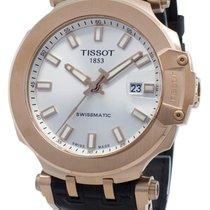 Tissot T-Race Gold/Steel 45mm Silver Singapore, Singapore