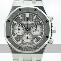 Audemars Piguet Royal Oak Chronograph Steel 38mm Grey