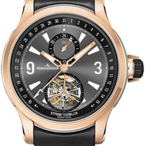 Jaeger-LeCoultre Master Compressor Extreme Tourbillon Rose gold 45mm