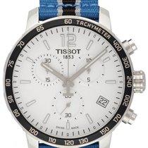 Tissot Quickster T095.417.17.037.26 2020 new