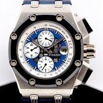 Audemars Piguet Platinum Automatic 26078PO.OO.D018CR.01 pre-owned