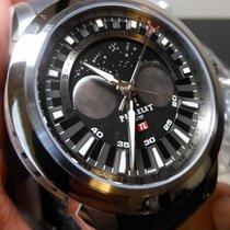 Perrelet Moonphase Titanium 43mm Black United States of America, North Carolina, Winston Salem