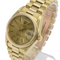 Rolex Day-Date 36 Yellow gold 36mm Gold No numerals United States of America, California, Sherman Oaks