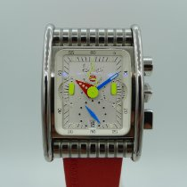 Alain Silberstein Titanium 45mm Automatic pre-owned
