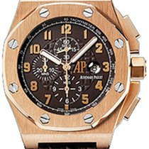 Audemars Piguet Royal Oak Offshore 26158OR.OO.A801CR.01 Very good Rose gold 48mm Automatic