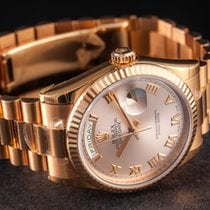 Rolex 118235 Or rose Day-Date 36 36mm nouveau