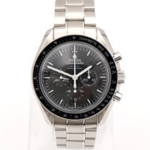 Omega Speedmaster Professional Moonwatch 31130445001002 Sehr gut Stahl 44,25mm Automatik