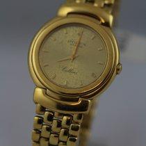 Rolex Cellini Yellow gold 26mm White Roman numerals