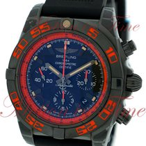Breitling Chronomat 44 Raven Steel 44mm Black No numerals United States of America, New York, New York