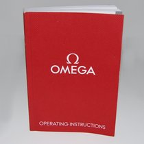 Omega Operating Instructions Buch