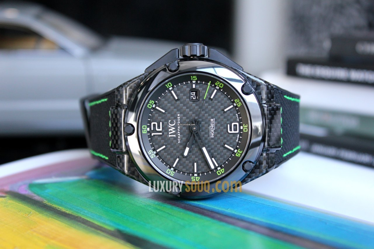 28bd2733778 IWC Ingenieur Carbon - all prices for IWC Ingenieur Carbon watches on  Chrono24
