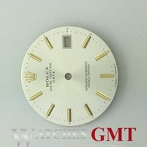 Rolex Date Oyster Perpetual White 34mm