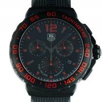 TAG Heuer Formula 1 Stahl Titan Quarz Chronograph Armband...