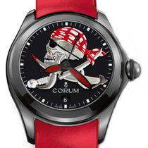 Corum Bubble Acero 47mm Negro