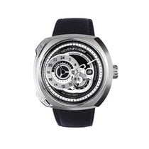 Sevenfriday 53.2mm Automatic new Silver