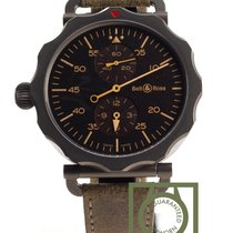 Bell & Ross WW2 Regulateur Heritage Vintage 49mm NEW