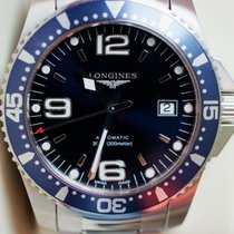 Longines - HydroConquest automaat 41mm - L3.742.4.96.6 - Men -...