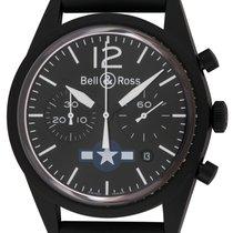 Bell & Ross 41mm Automático BRV126-BL-CA-CO/US nuevo
