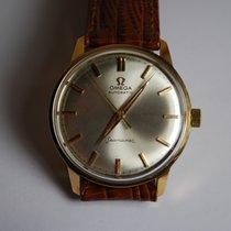 Omega seamaster gold vintage