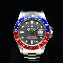 Rolex GMT Master 16750 full set 1987