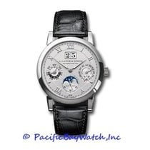 A. Lange & Söhne 310.025 Platinum Langematik Perpetual 39mm pre-owned United States of America, California, Newport Beach