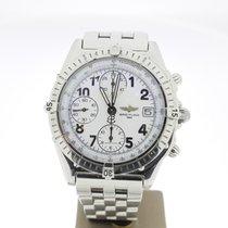 Breitling Chronomat FullSteel White/SilverDial (BOXonly2000) 39mm