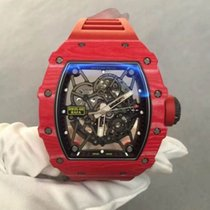 Richard Mille RM35-02 RED TPT Rafael Nadal factory diamond top