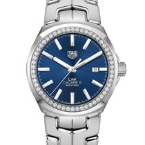TAG Heuer Link Calibre 5 WBC2113.BA0603 2020 new