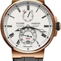 Ulysse Nardin Marine Chronometer Manufacture Rose gold White United States of America, New York, Brooklyn